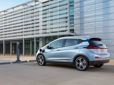 General Motors is heading towards an all-electric future