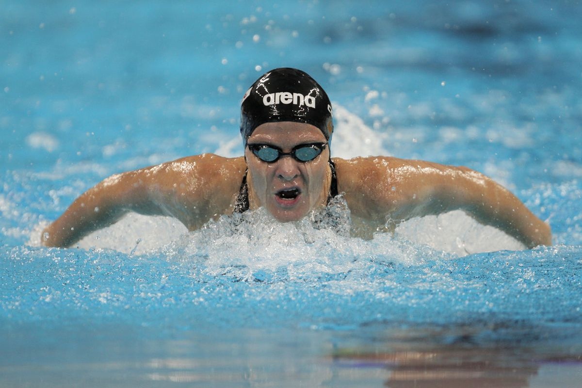 I'm pulling for Kirsty Coventry and every other Auburn athlete.