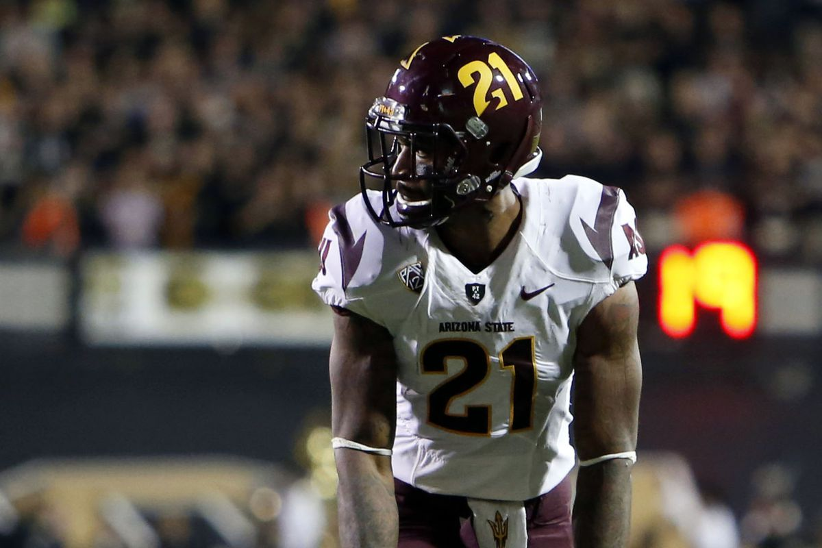 Jaelen Strong leads the Sun Devils in their first major test as they host UCLA