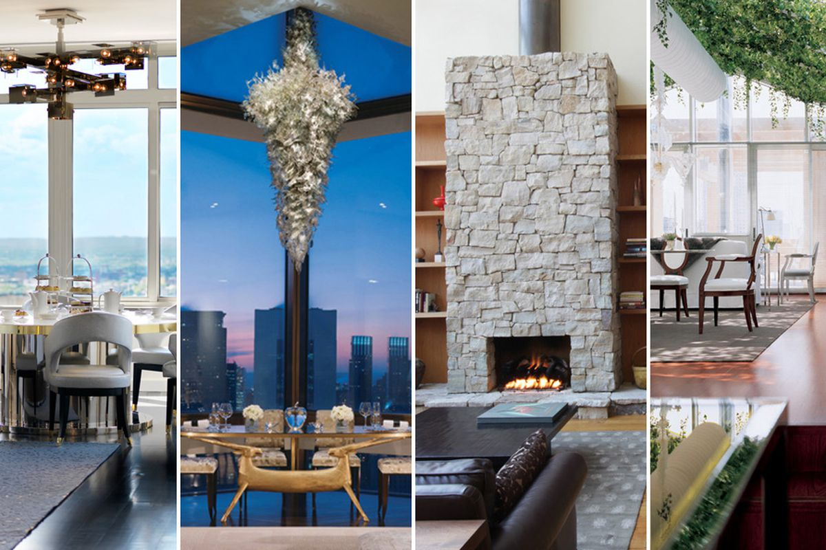 Inside 13 of New York City\'s Best Hotel Penthouses - Curbed NY