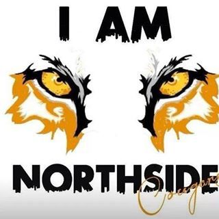 A profile picture circulating among Northside High School alumni