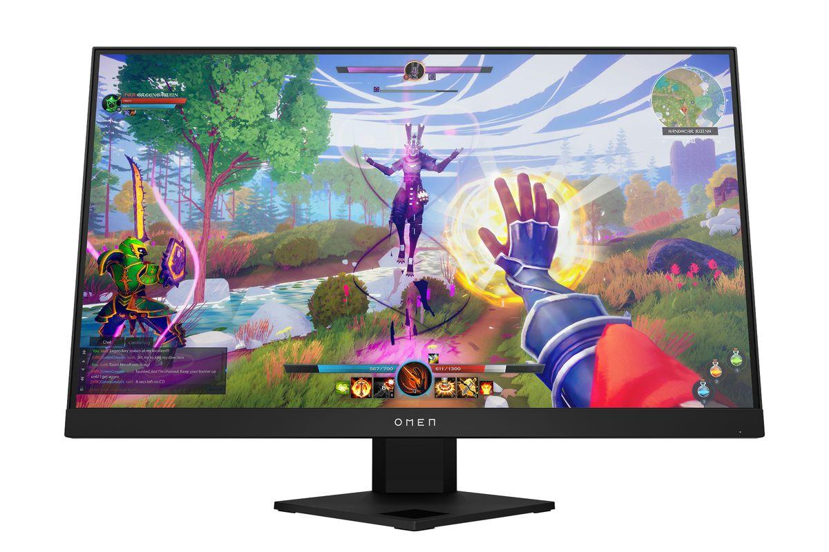 Monitor da gioco HP Omen 25i
