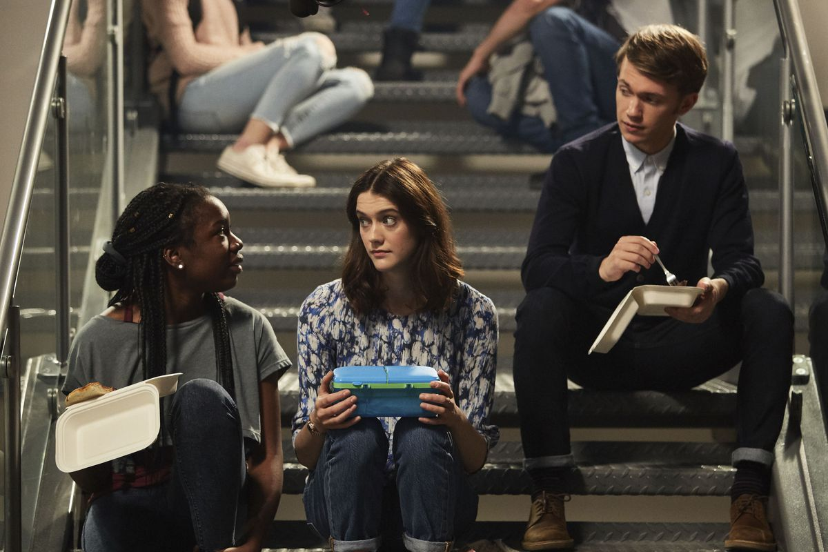 doctor who spinoff class tries — and fails — to add cheeky teen