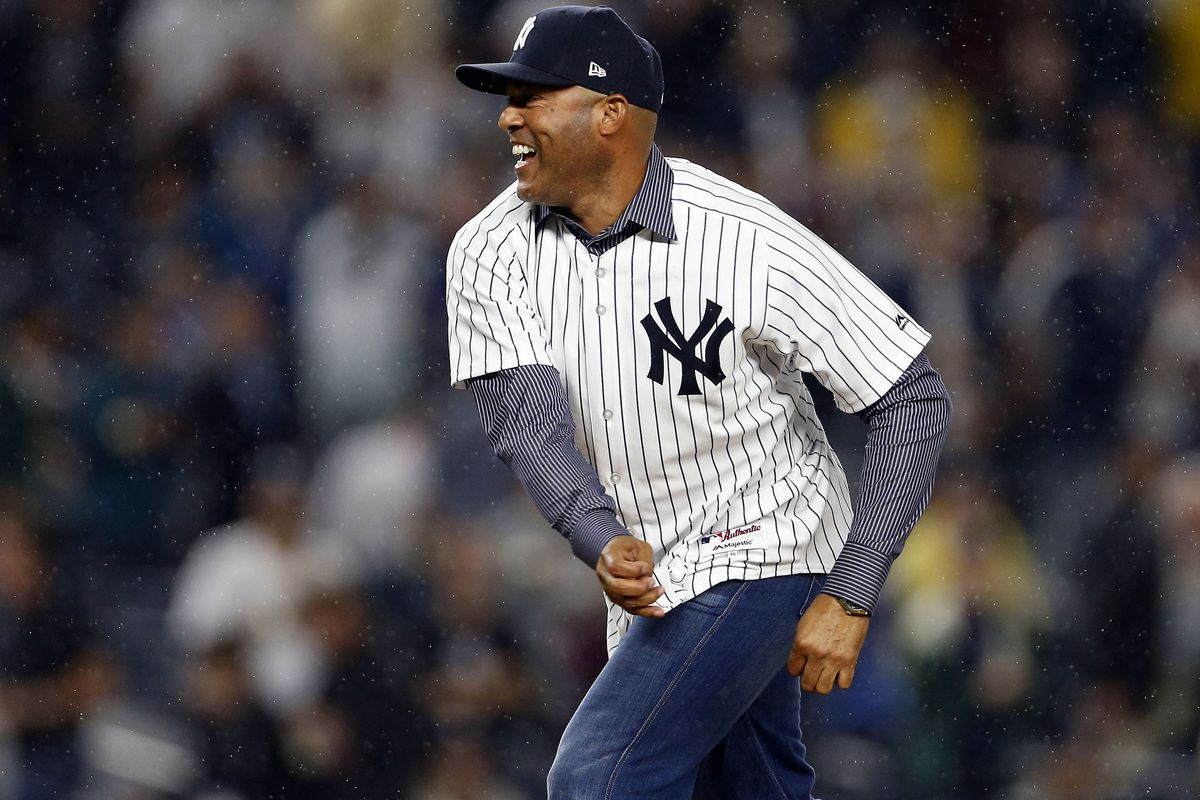064507eb85b Mariano Rivera makes his first appearance on baseball s Hall of Fame ballot  this year. Adam Hunger-USA TODAY Sports