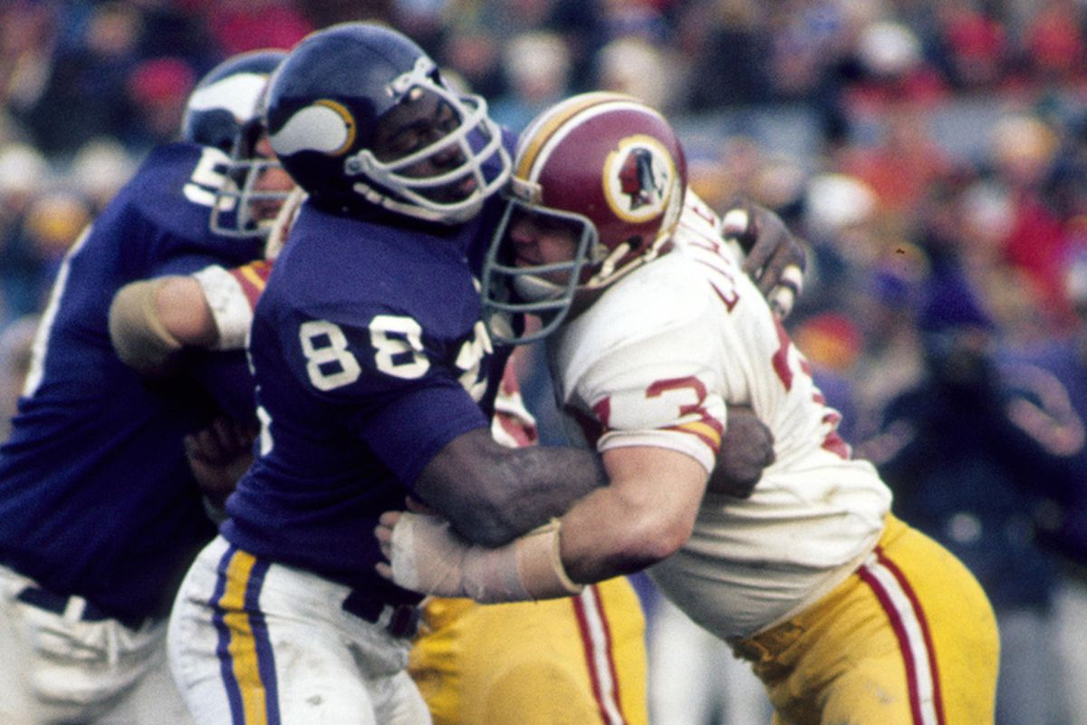 greatest viking of all time tournament  alan page advances
