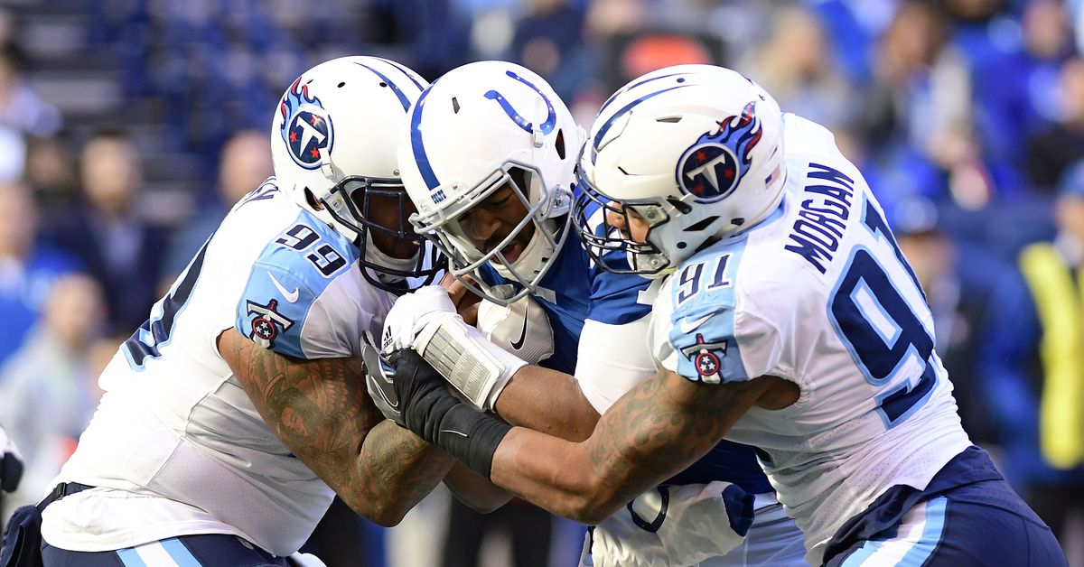 Derrick Morgan and Jack Conklin cleared to return and other injury notes heading in to Titans-Colts