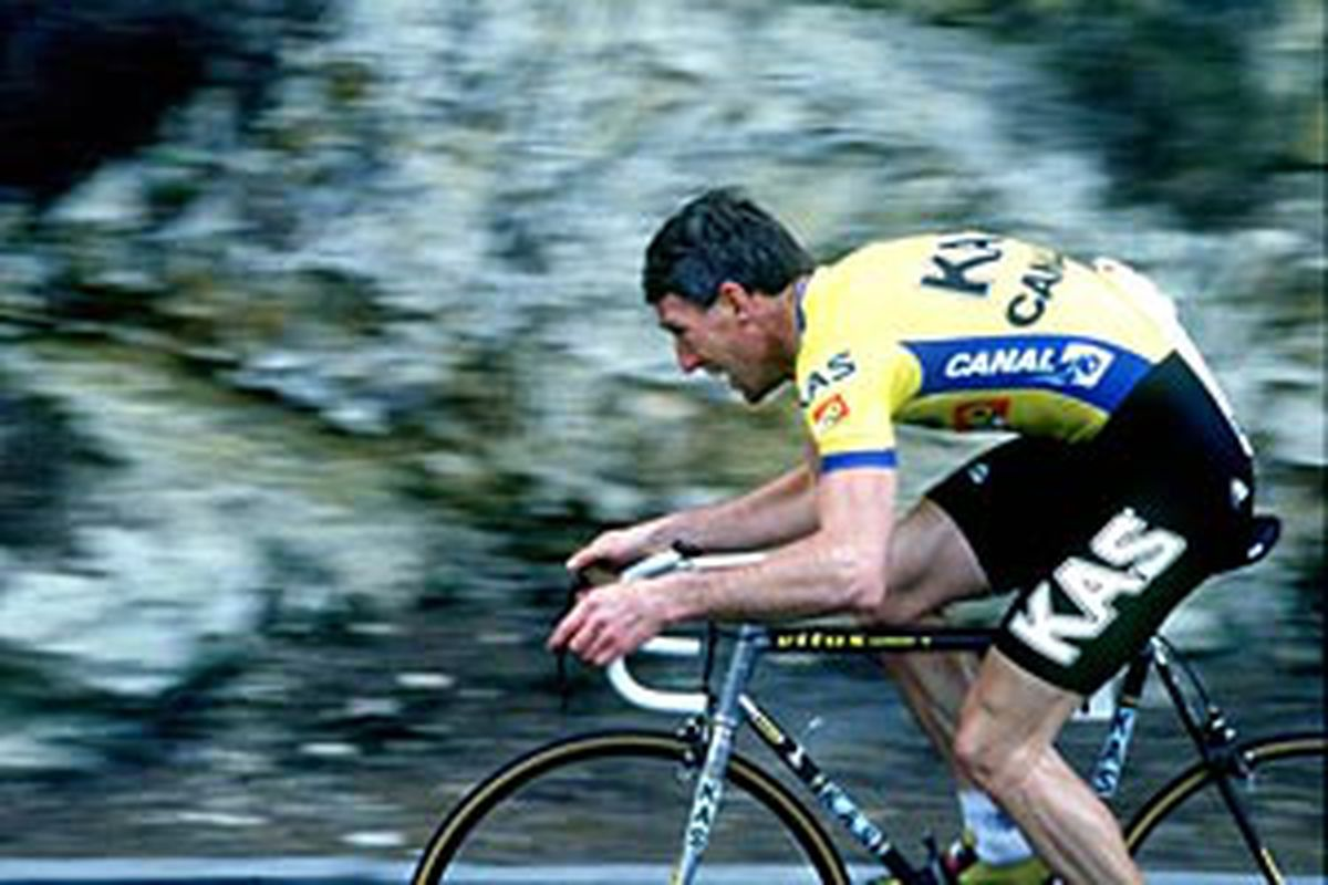 Sean Kelly holds the record for wins in the race, with 7 victories.