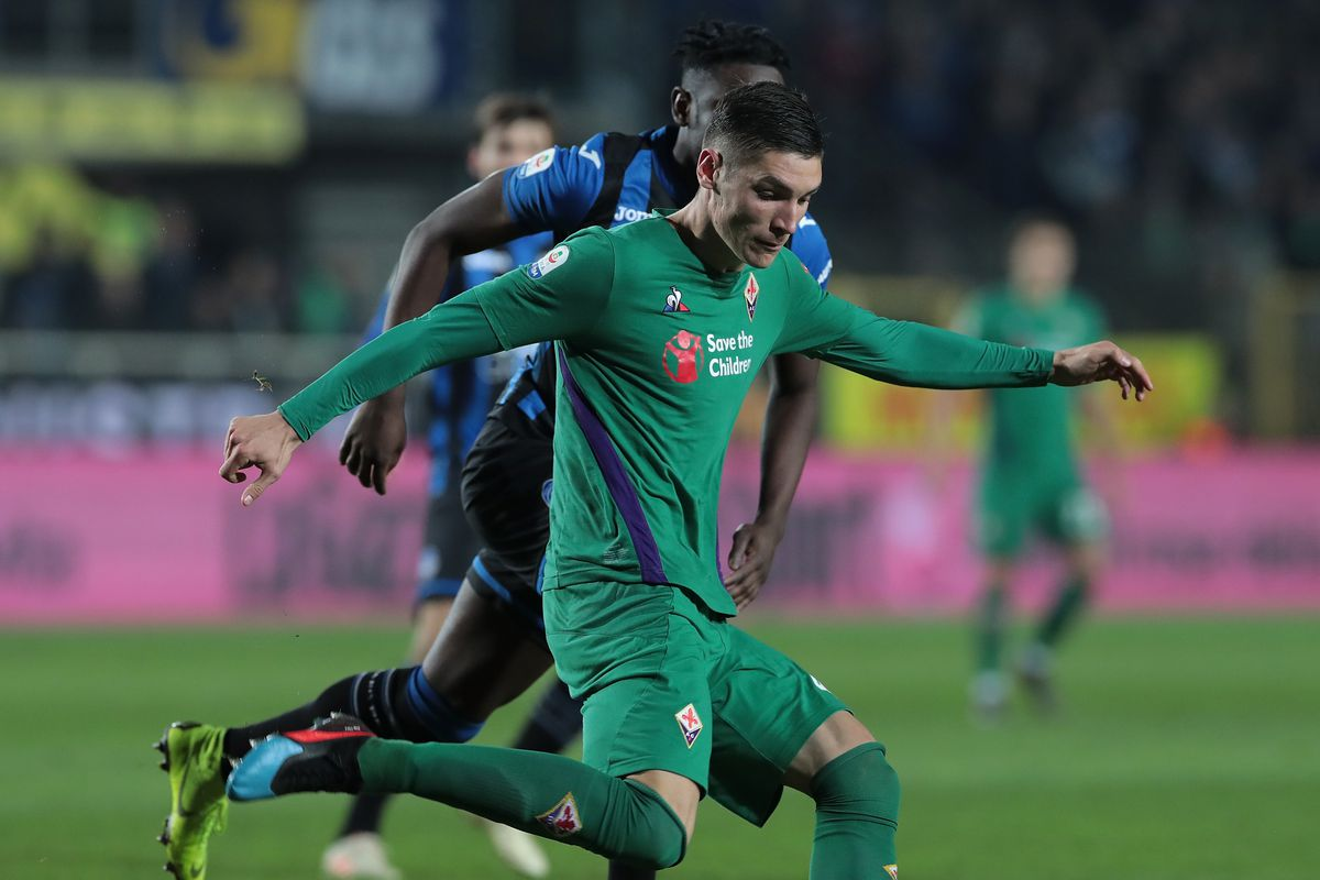 Atalanta BC v ACF Fiorentina - Serie A