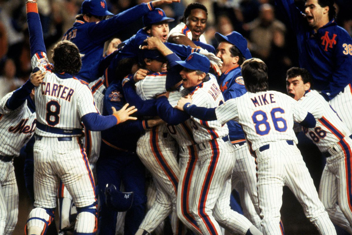 Ten crazy facts about the 1986 Mets