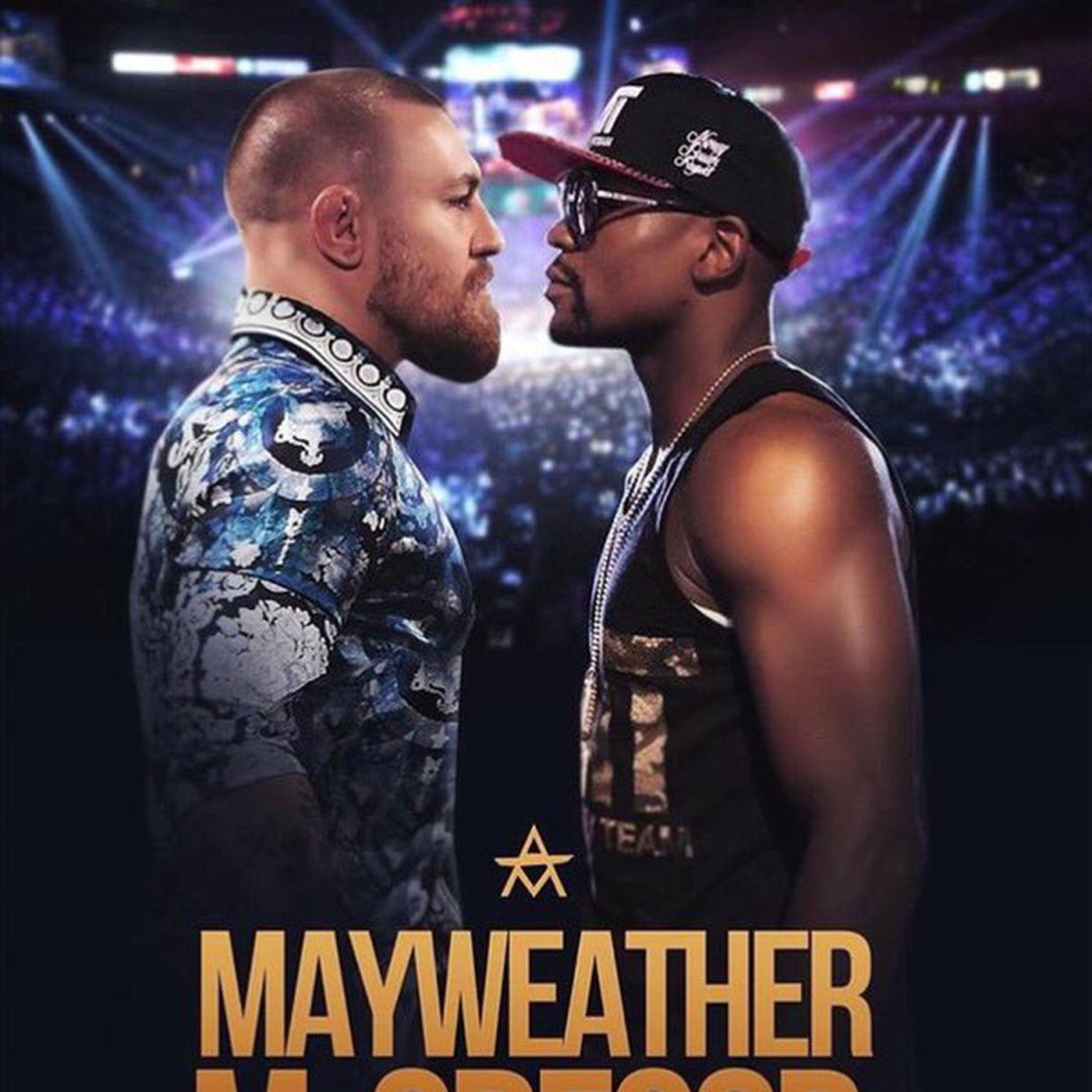 match conor mcgregor vs floyd mayweather date