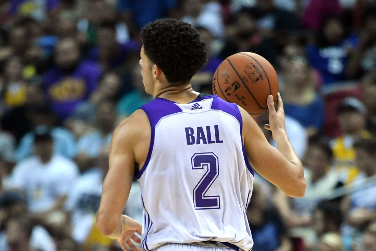 Lakers vs. 76ers Final Score: Lonzo Ball's statement game ...