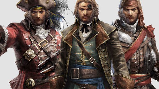 Assassin S Creed 4 Illustrious Pirates Dlc Available Now Polygon