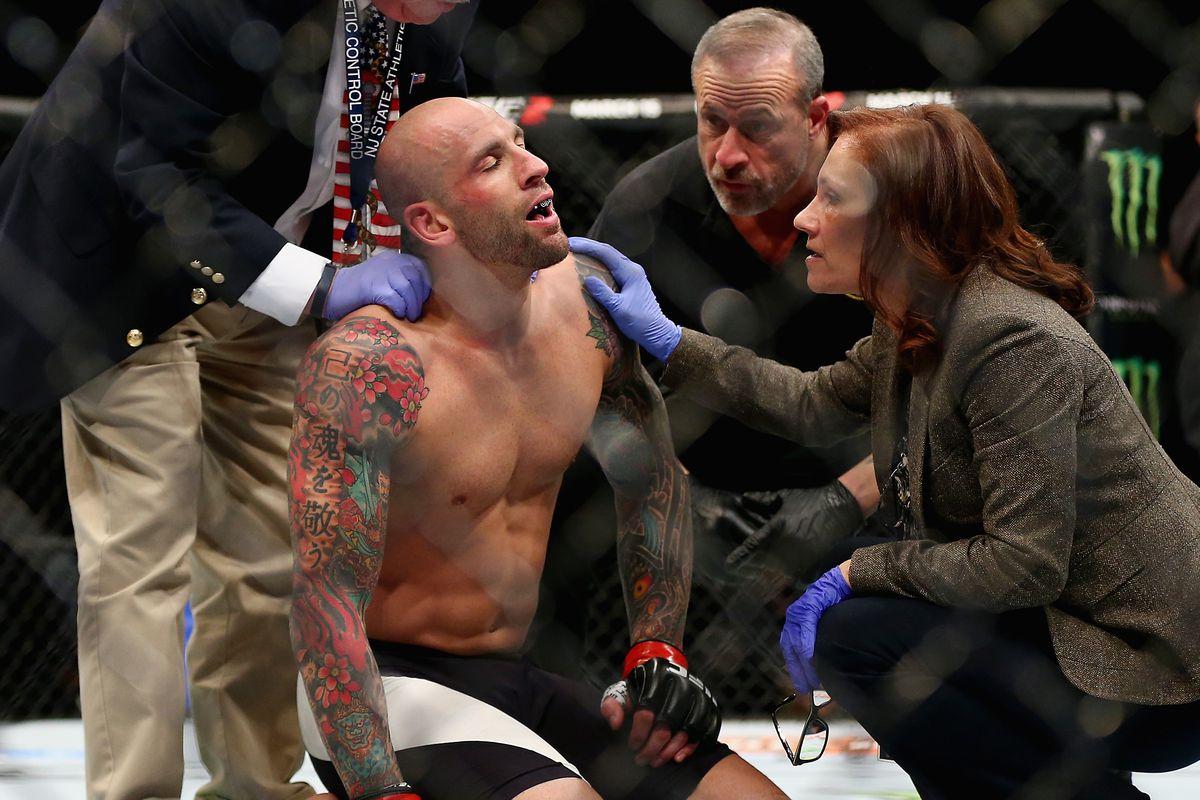 UFC fighter applies for TUE for drug Lesnar, Jones took