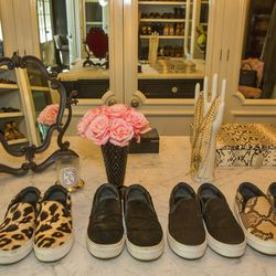 """""""I couldn't resist getting these Céline slip-on sneakers in multiple colors."""""""