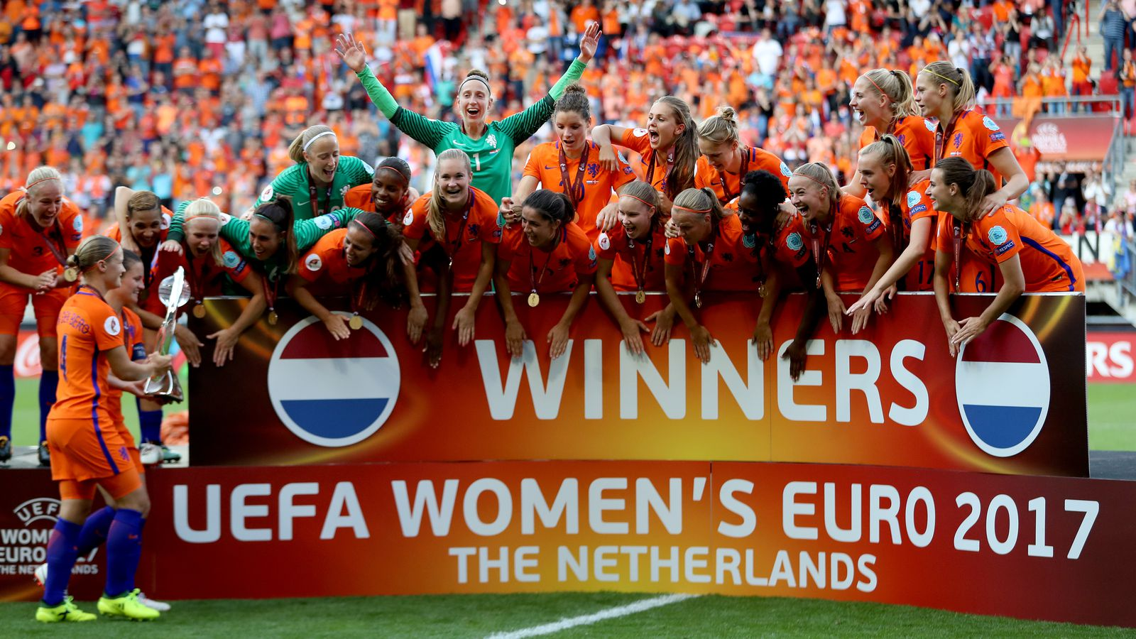 The UEFA Women's Euro 2017 final was the best soccer game of the summer