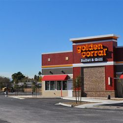 The 11,088-square-foot restaurant sits on a site next to a Home Depot.