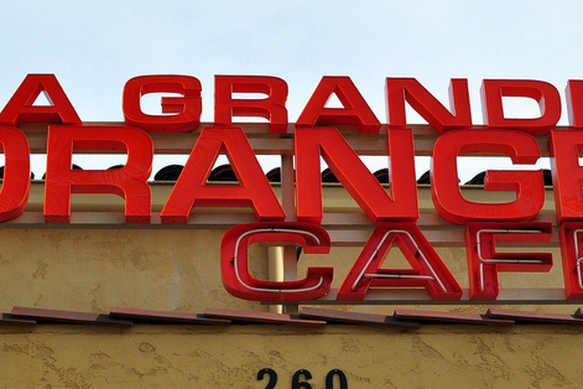 La Grande Orange, Pasadena.