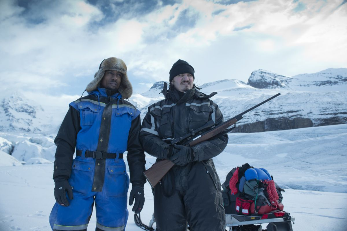 Set in a remote outpost above the Arctic Circle, the new murder mystery Fortitude looks like nothing else on TV.