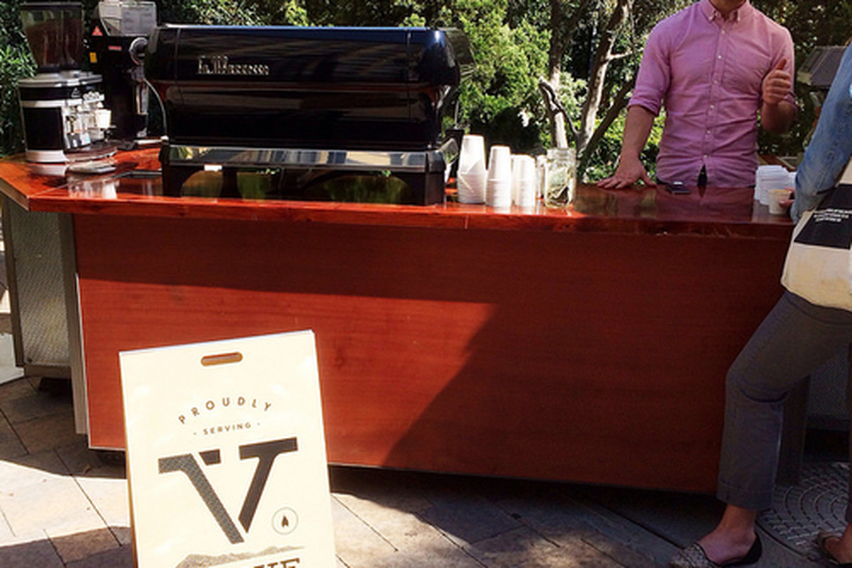 Verve pops up at Vibiana, Downtown.