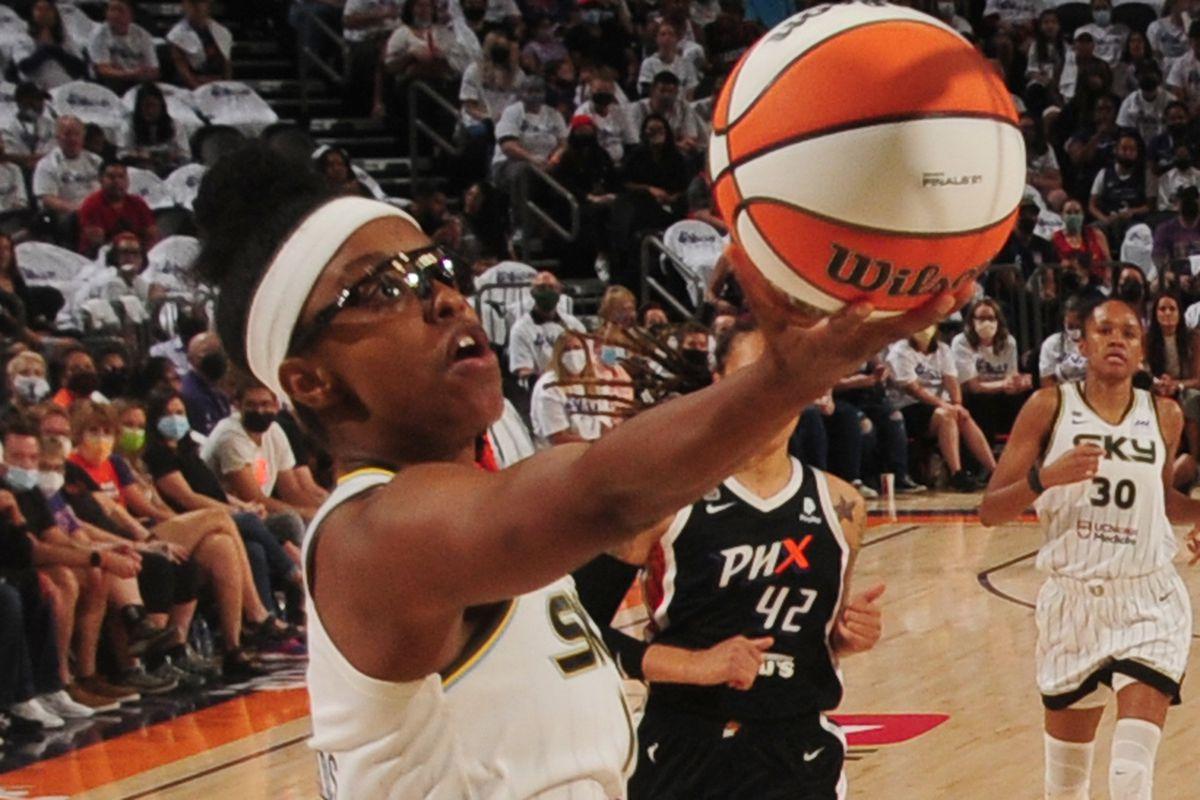 2021 WNBA Finals - Chicago Sky v Phoenix Mercury