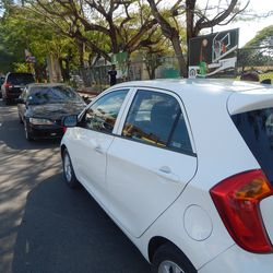 How Parking Gets Done in the DR