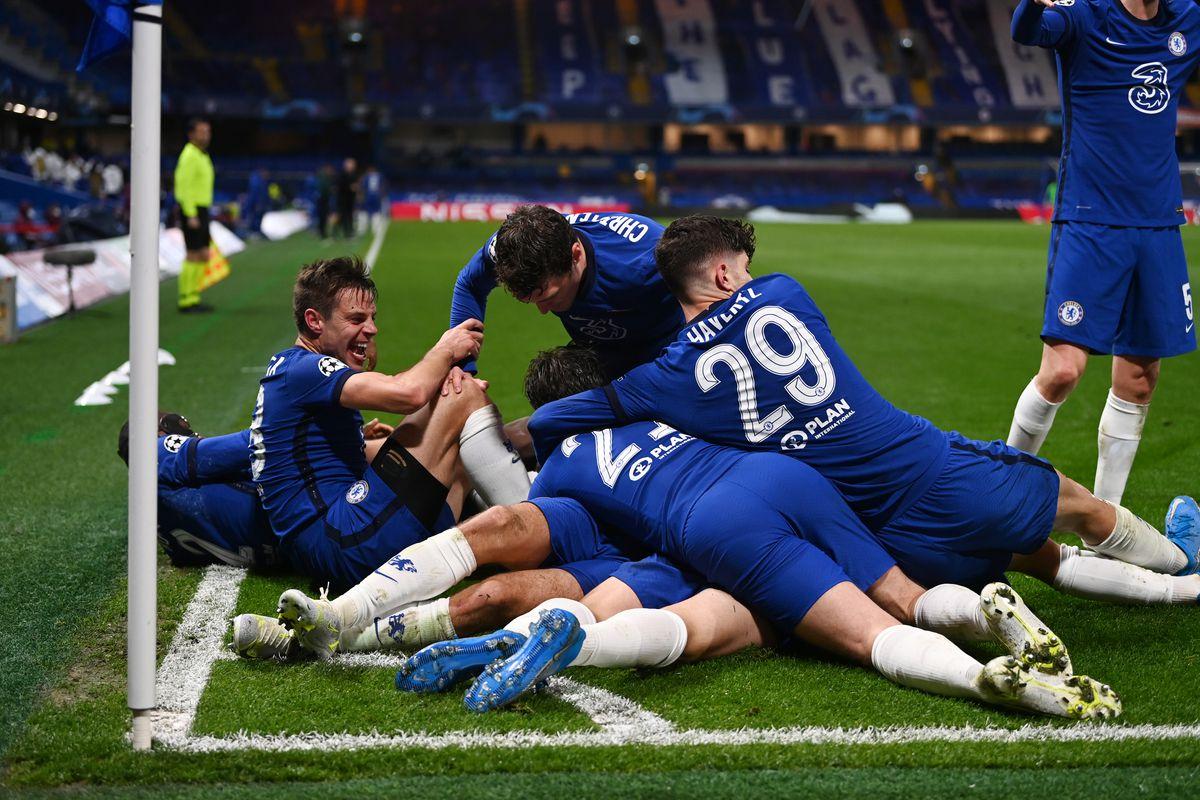 Chelsea v Real Madrid - UEFA Champions League Semi Final: Leg Two