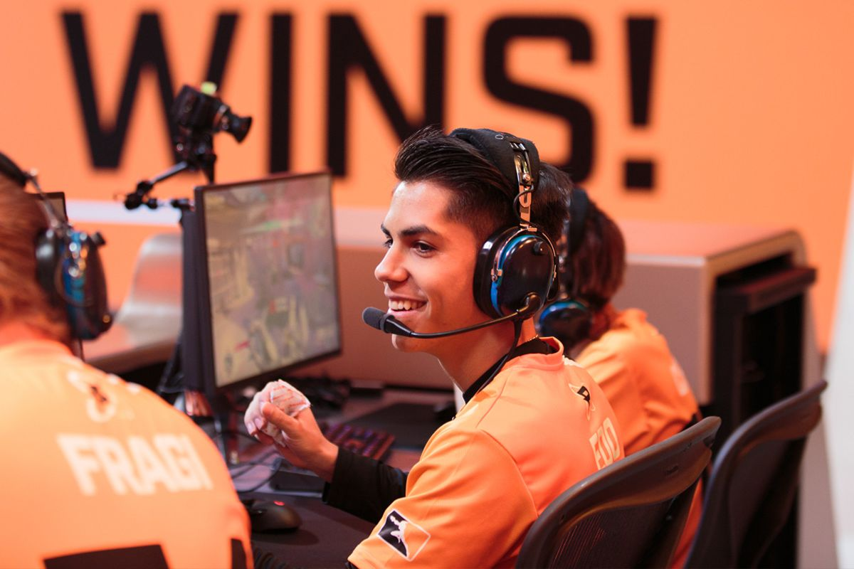Overwatch League player 'Eqo' draws ire for racist gesture