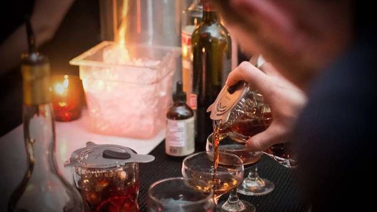Pere Magloire Fine Calvados Cocktail Contest At Uva Eater Vancouver