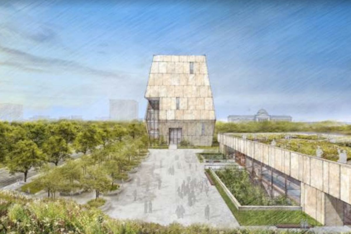 Tiney Homes Obama Presidential Library Early Design Concepts Unveiled