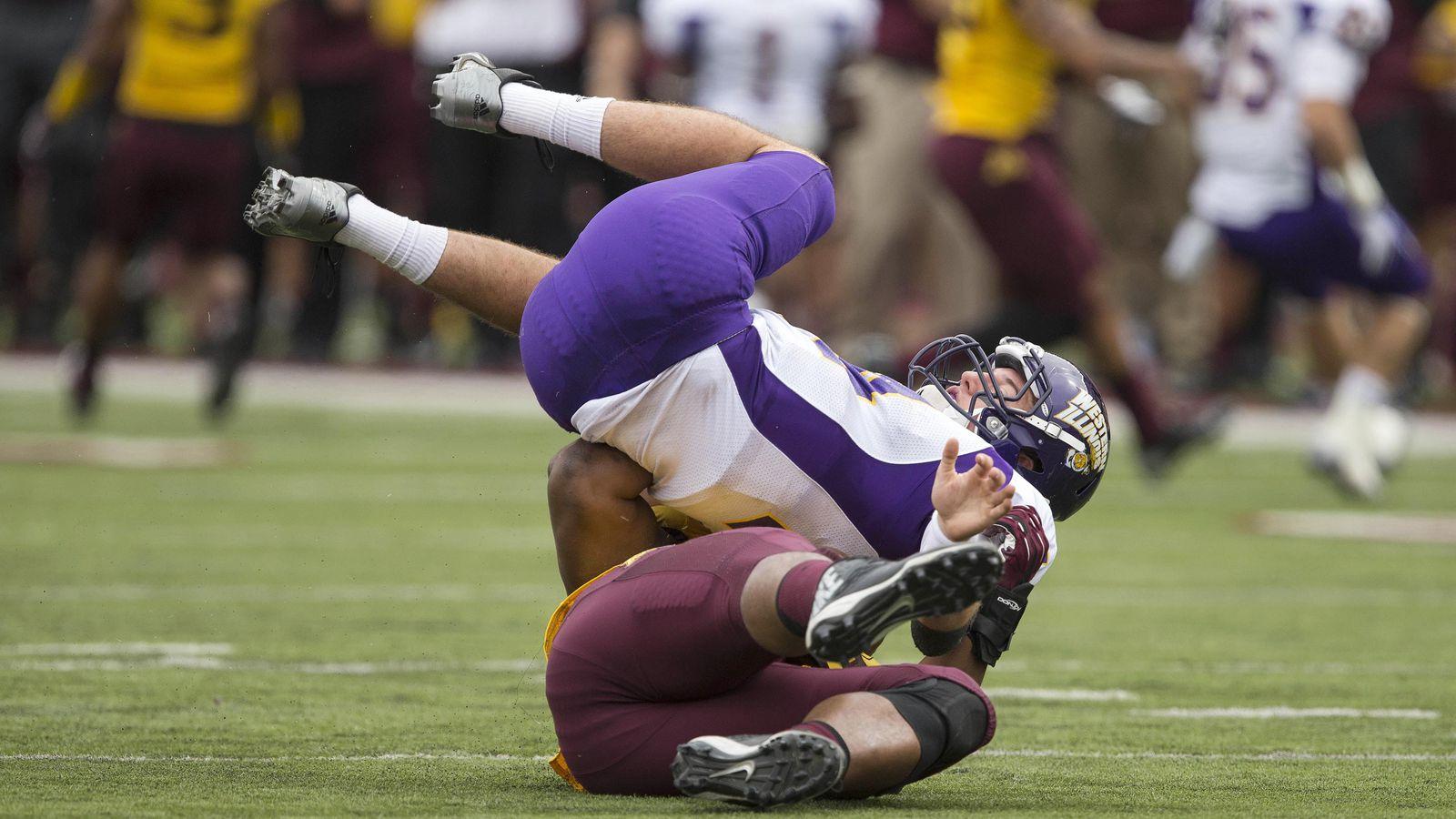 Breaking Down Rashede Hageman Defensive Tackle Minnesota