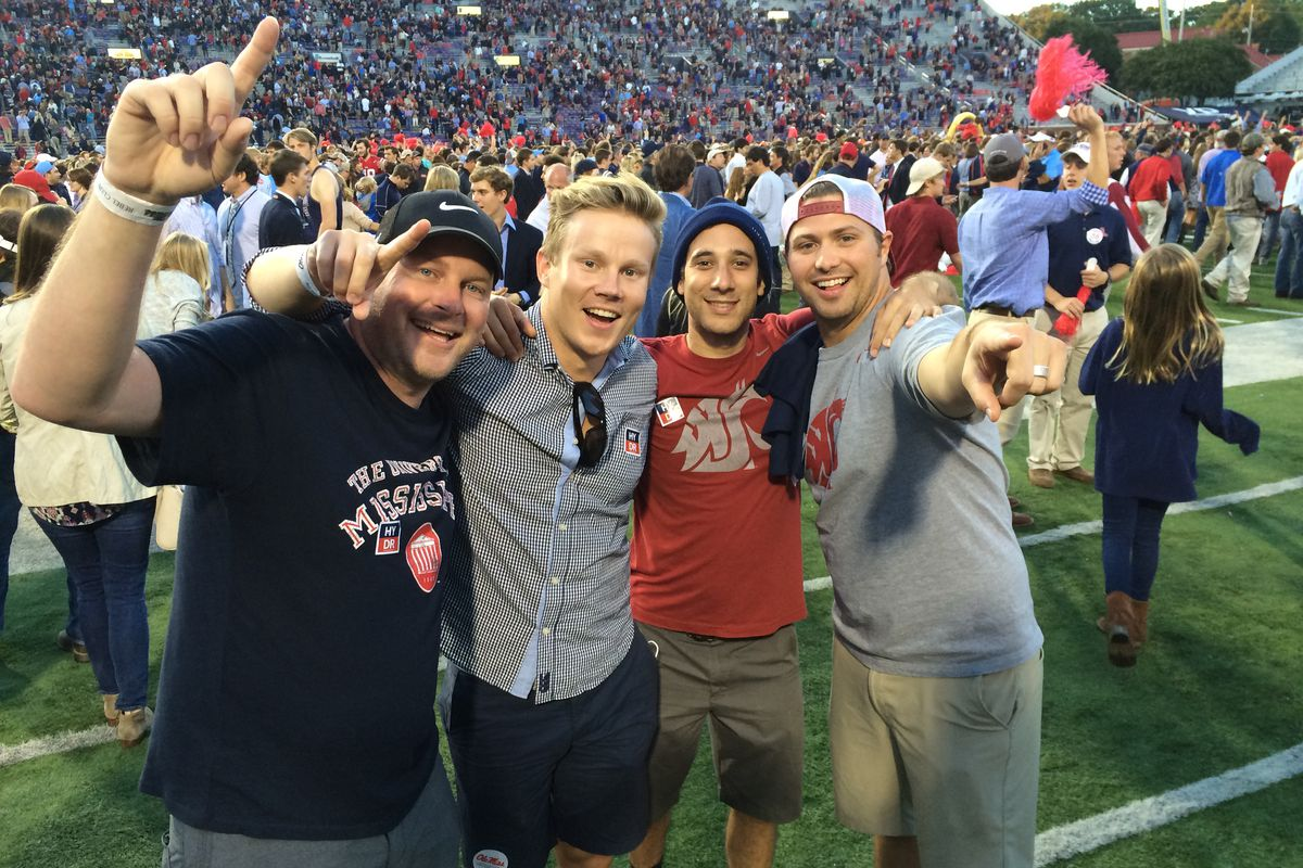 We all love college football, but some of us love it… just a little bit  more. One such group of people are The CFB Guys, a group of friends and  football ...