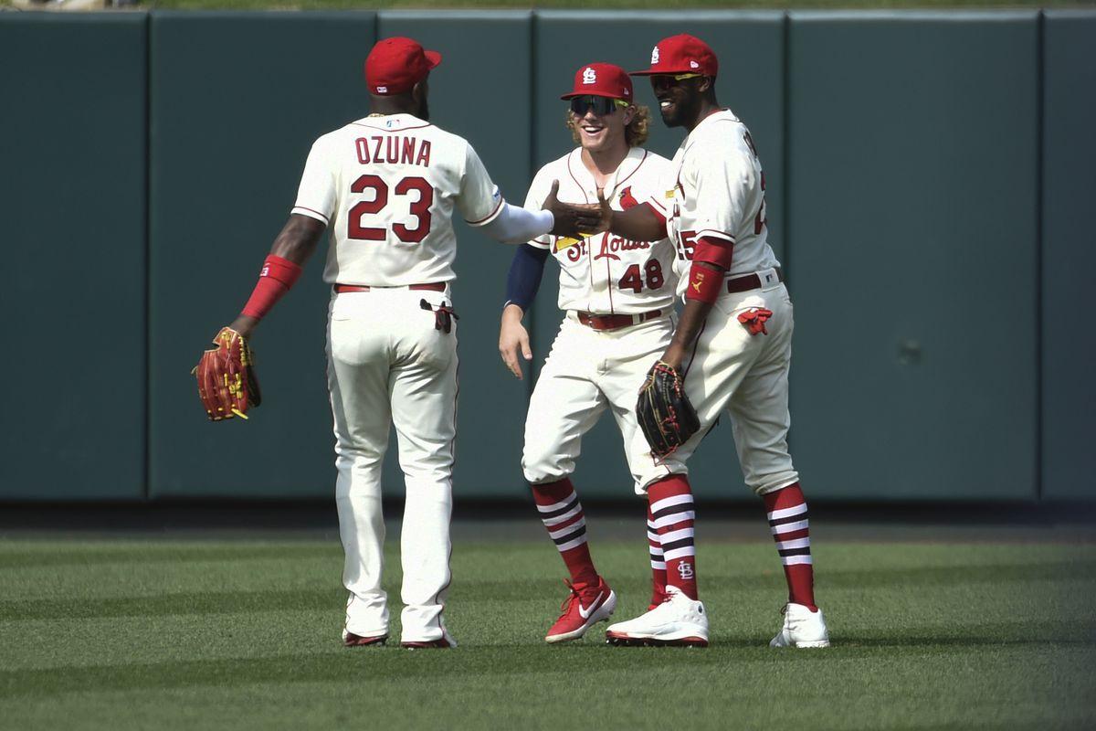 MLB: Los Angeles Angels at St. Louis Cardinals