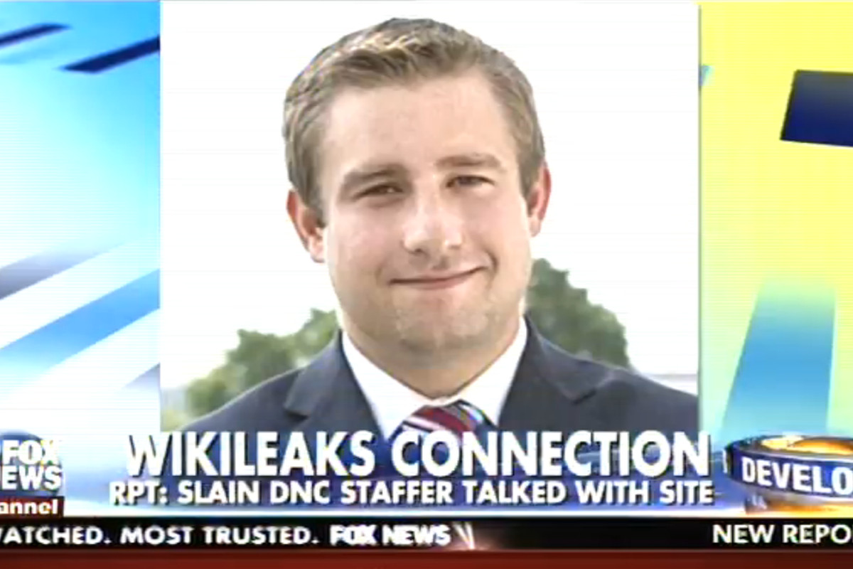 Seth Rich Was Murdered In A Senseless Act Of Violence