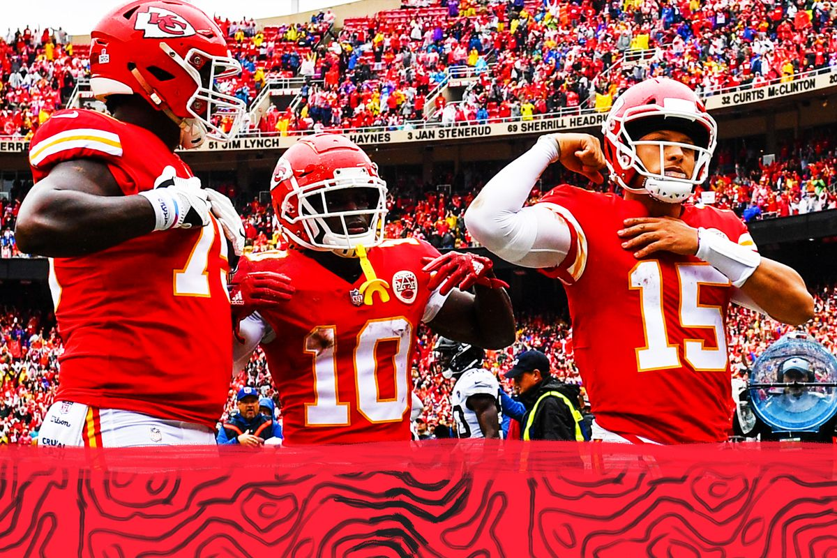 Chiefs: The Chiefs Keep Dragging Teams Into Shootouts Only The