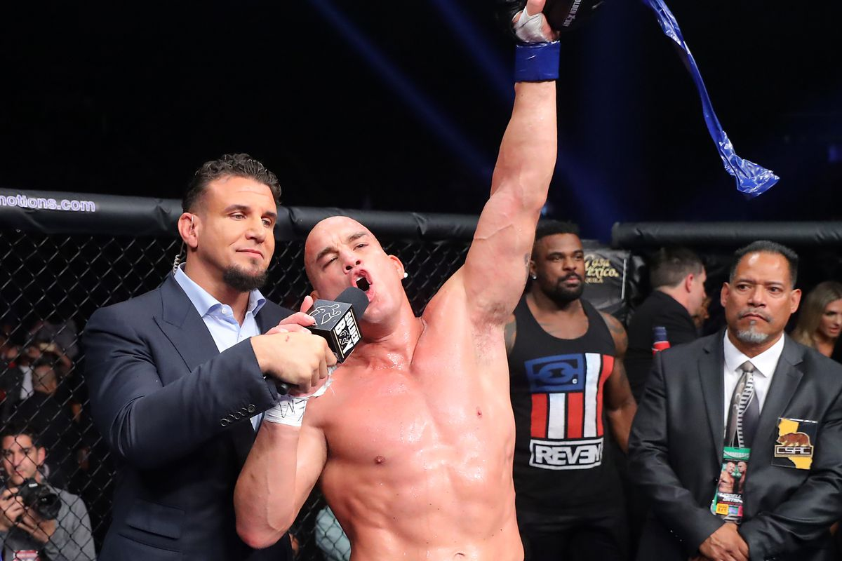 CamSoda is willing to pay Tito Ortiz $100K to take part in a 2-on-1 MMA match.