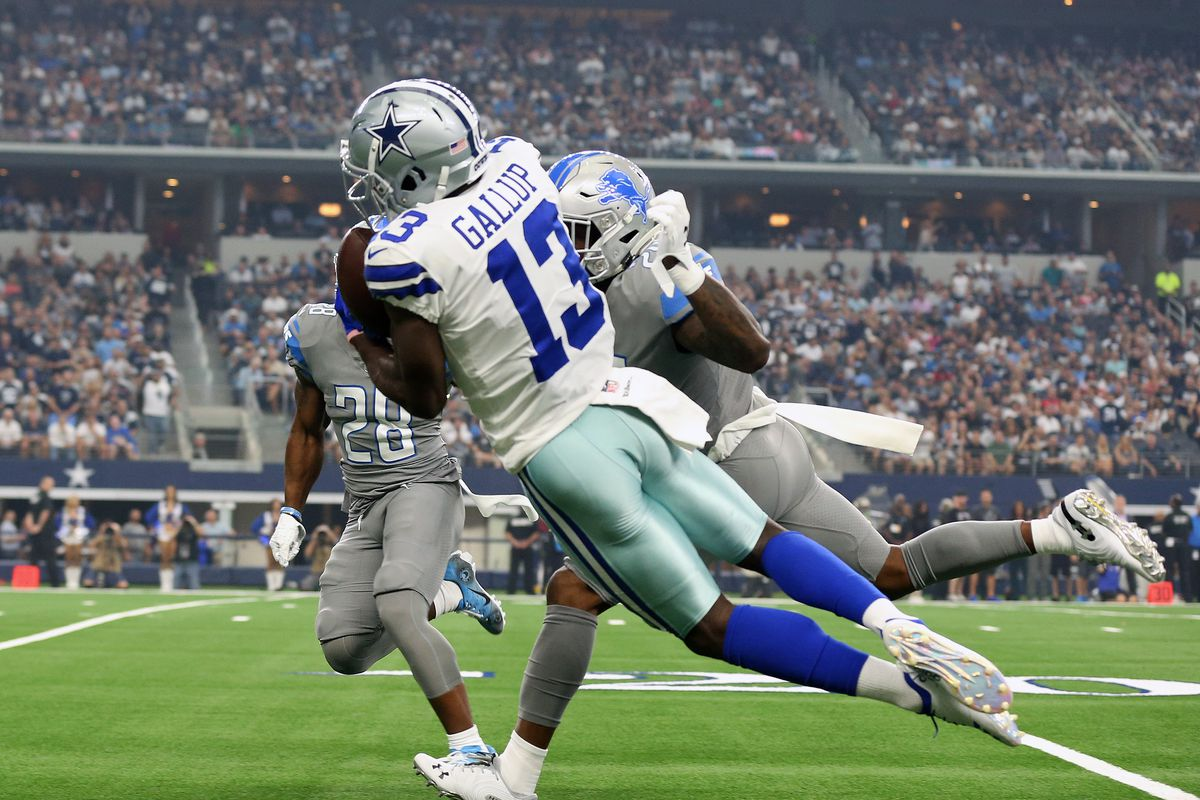 PFF ranks NFL WR corps   Cowboys aren t the worst 7842dda02