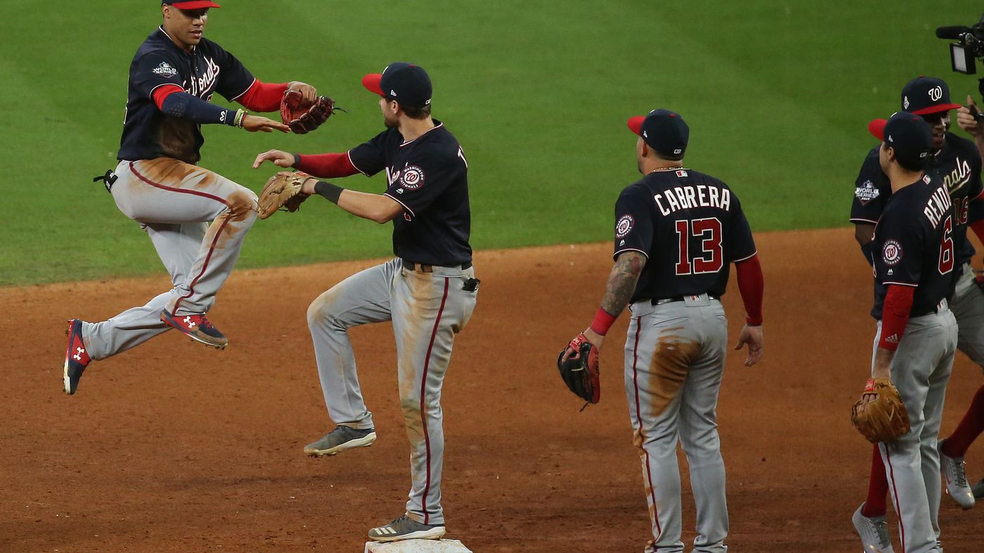 World Series Game 1: The Nationals Beat the Unbeatable Gerrit Cole
