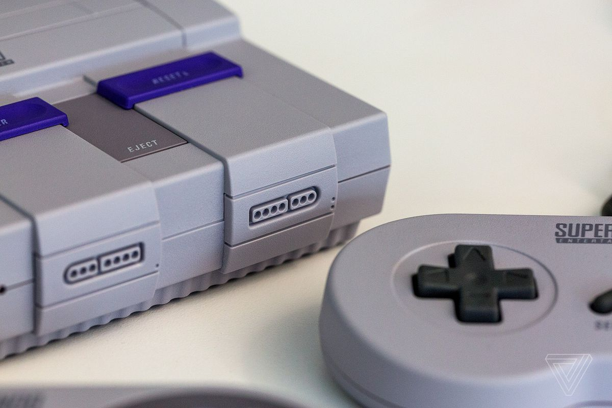 The SNES Classic has a great trick for beating difficult Nintendo