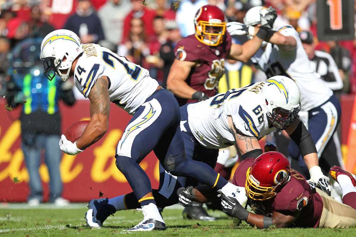 The missing piece of the Chargers' red zone puzzle