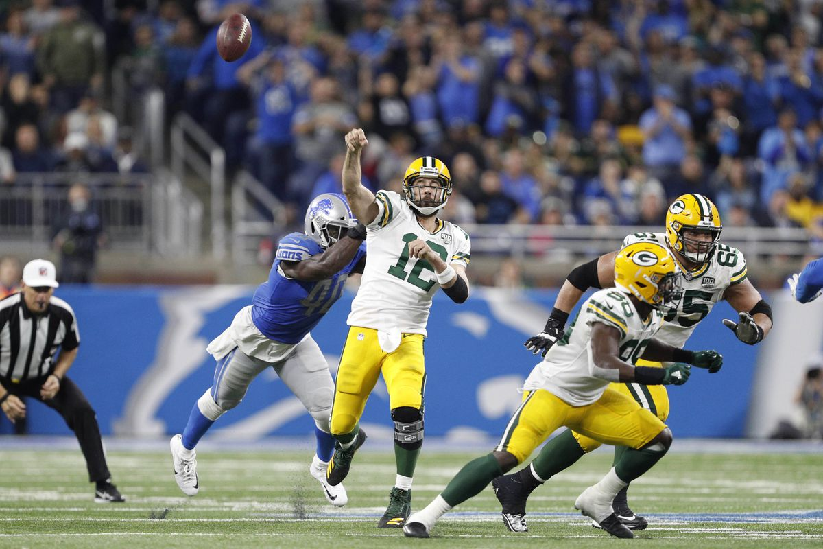 Packers At Lions Week 17 2019 Game Time Tv Broadcast Map Tickets Odds More Acme Packing Company