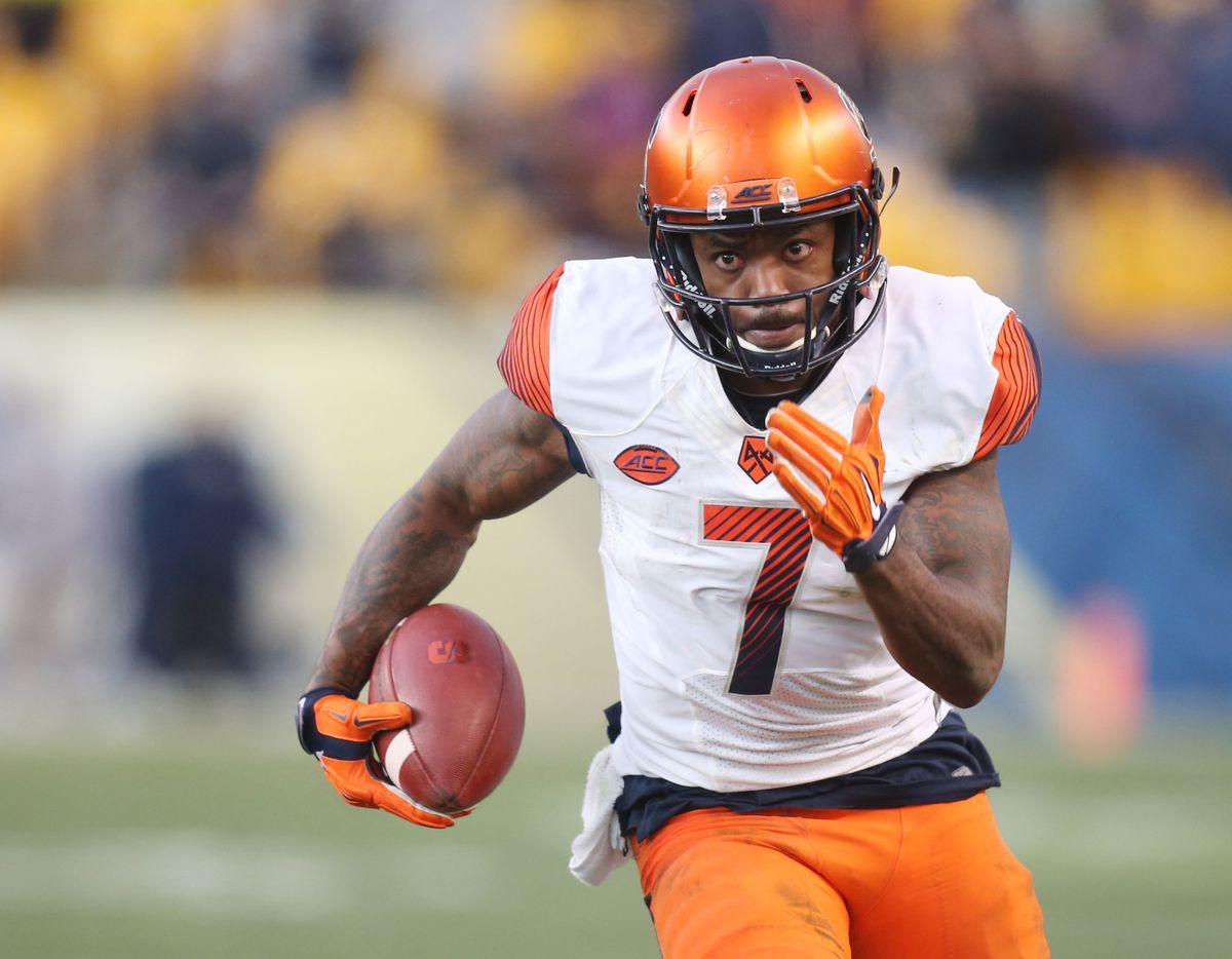 NCAA Football: Syracuse at Pittsburgh