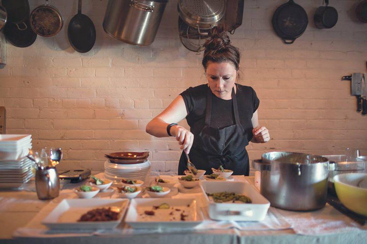 Chef Kate Williams