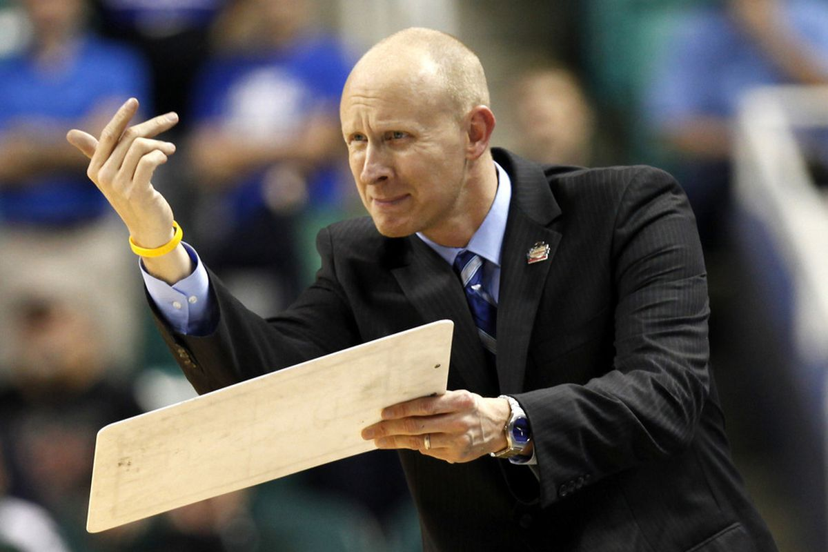 Coach Mack summons someone to double-check his math before he offers any more scholarships.