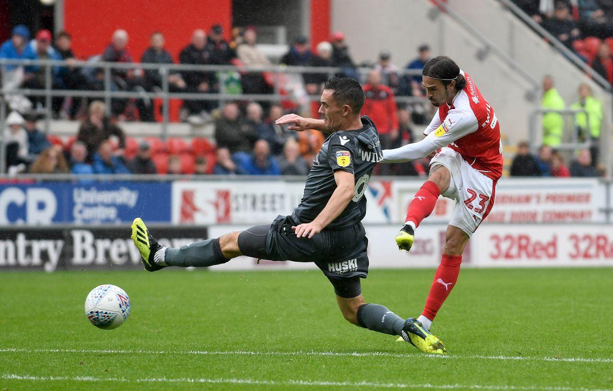 Rotherham United v Millwall - Sky Bet Championship