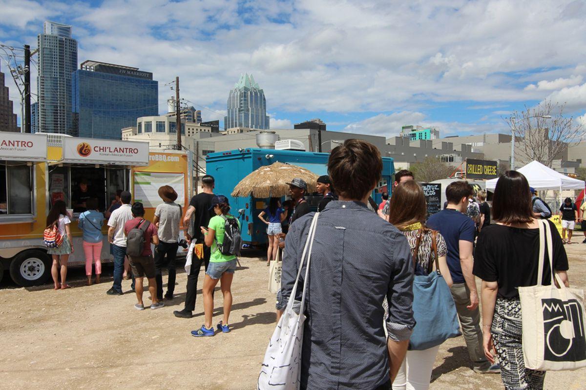 SouthBites Trailer Park in 2015