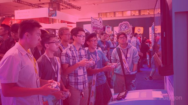 Join us for a video tour of the E3 2014 show floor