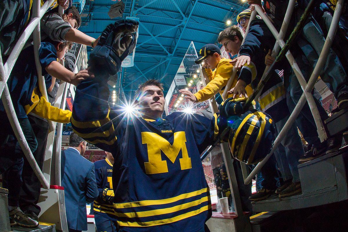 University of Michigan v Michigan Tech