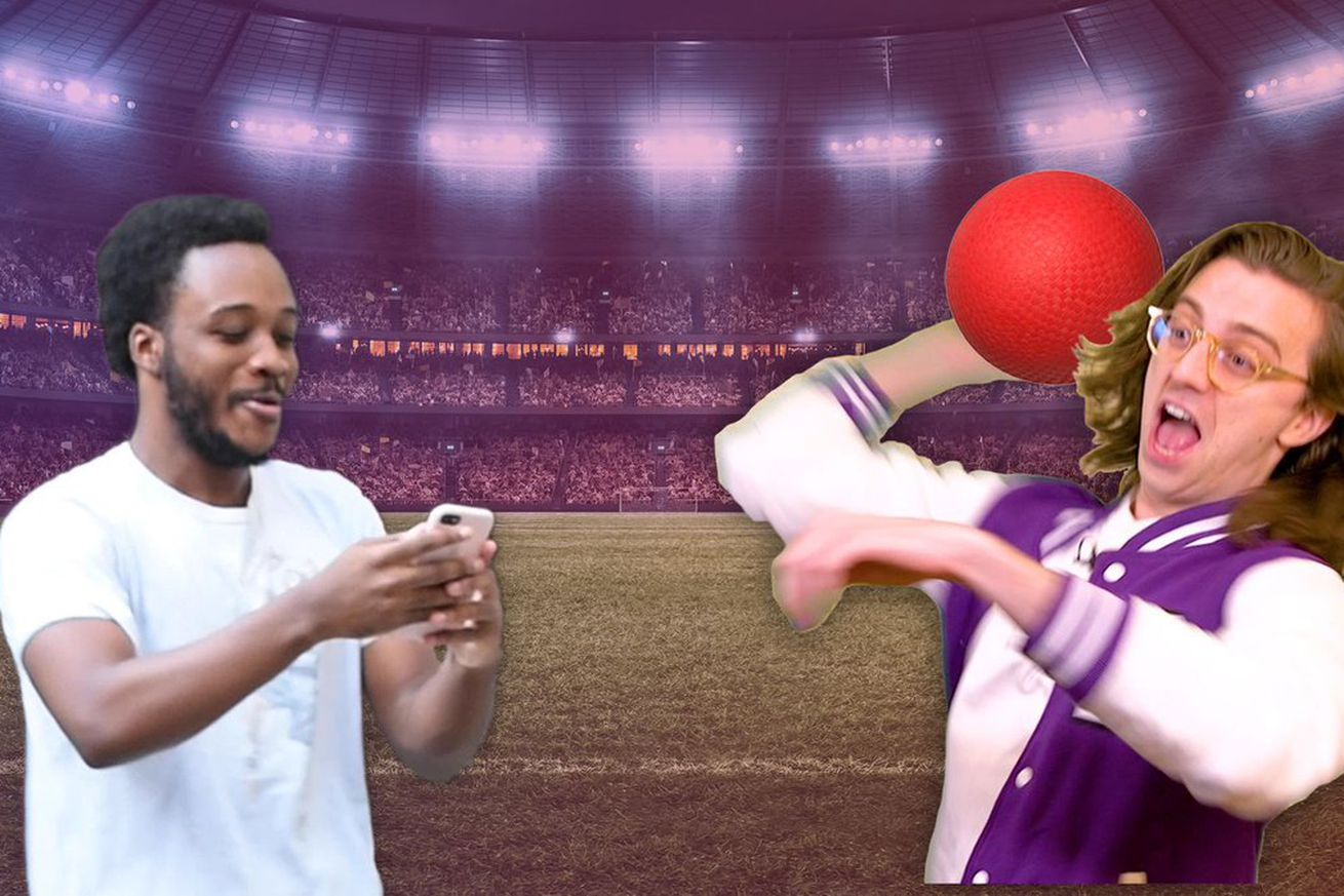 We teamed up with Polygon to create the perfect future sport
