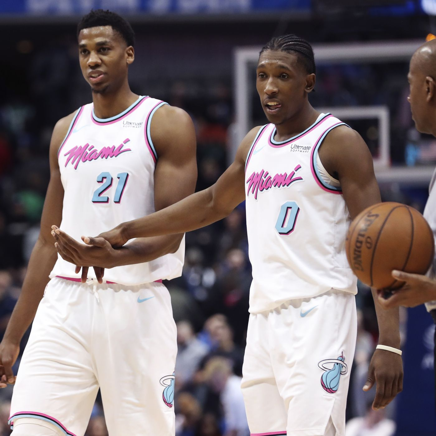 f2f9eff5e The 30th Anniversary Edition of the Miami Heat become the Detroit Bad Boys  of 2018-19  - Hot Hot Hoops