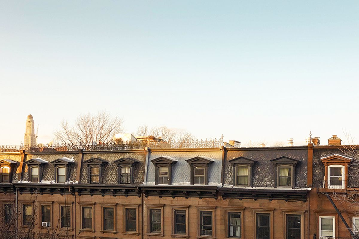 Home sweet home in Prospect Heights. Photo courtesy Buck Projects.